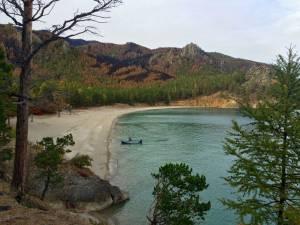 "...called ""Babushka Beach"" (""Grandmother beach"")"
