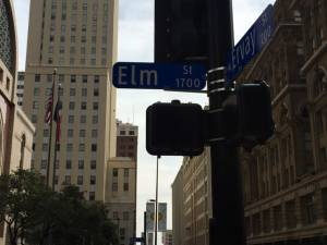 Found Elm Street!