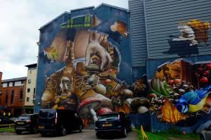 street art again...