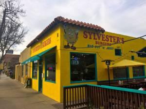 Sylvester's in Atascadero...