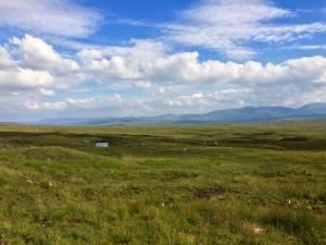 the Rannoch Moor