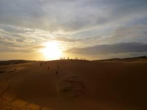 red dune