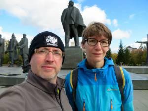 another Lenin-Selfie
