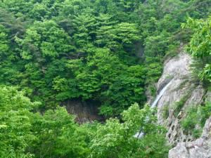 Jikso waterfall
