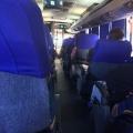 Caribe Tours bus from Santo Domingo to Sosua