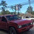 pick-up Truck guagua