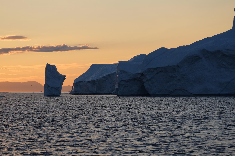 Iceberg ahead !!!