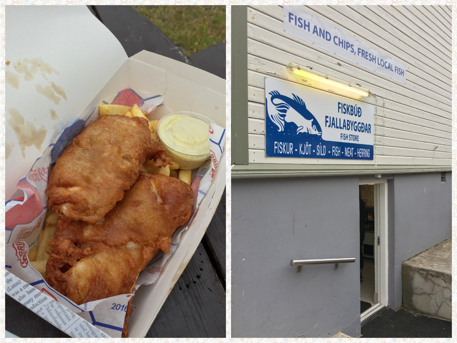 The best Fish n' Chips ever