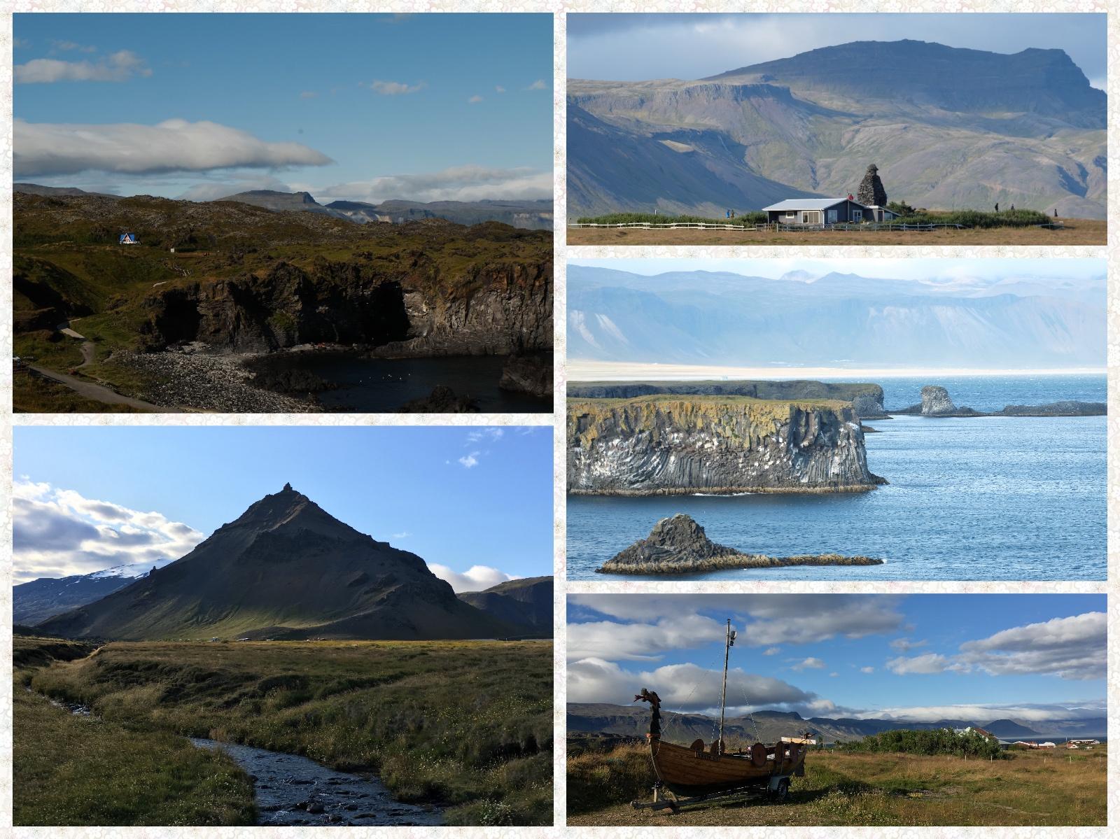 Hike from Hellnar to Arnarstapi and back