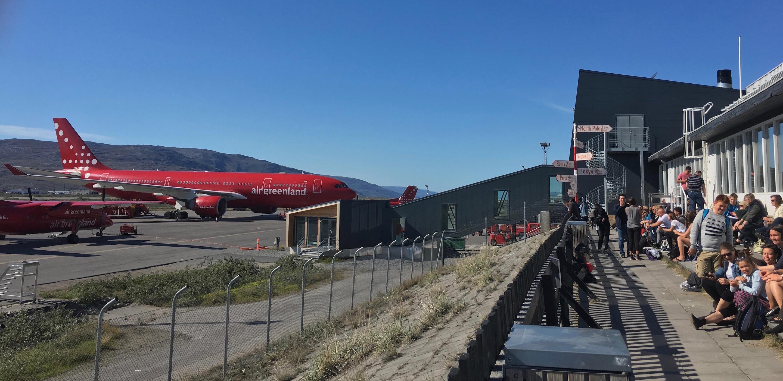 Airport Kangerlussuaq