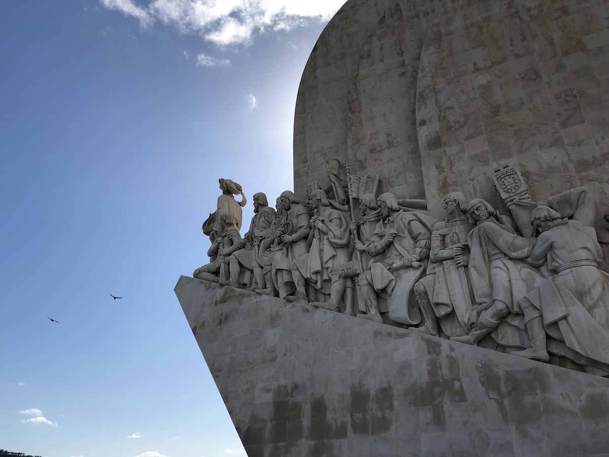 picture of discovery monument