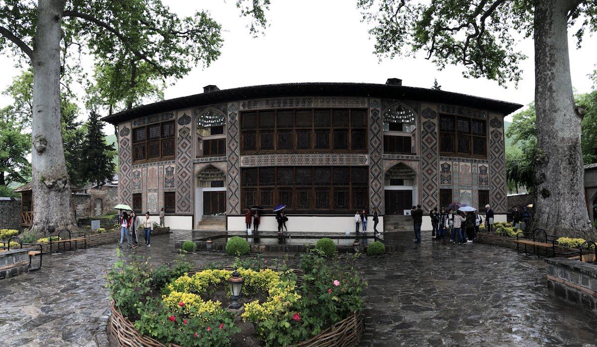 Sommerpalast des Khans