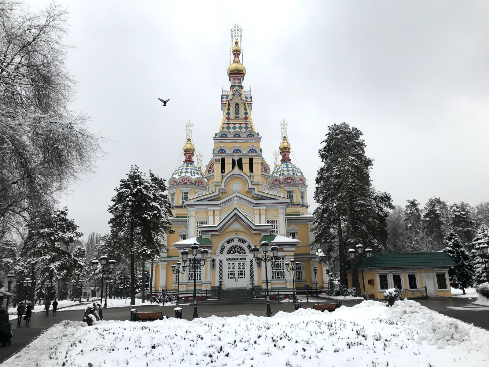 The Ascension Cathedral